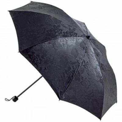 晴雨兼用ジャカード折り畳み日傘 KG08E 3442-825 傘
