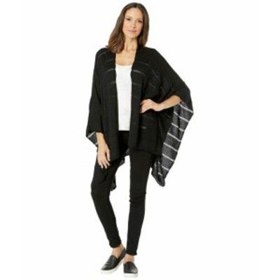 Calvin Klein カルバンクライン 服 一般 Knit Shadow Stripe Shawl
