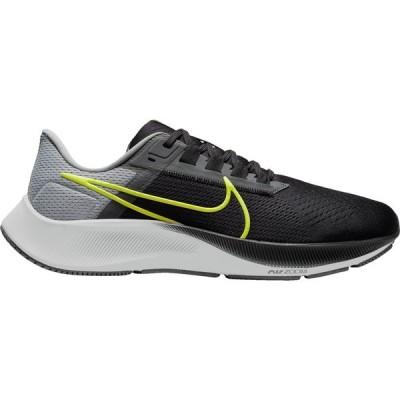 ナイキ シューズ メンズ ランニング Nike Men's Air Zoom Pegasus 38 Running Shoes Black/Grey