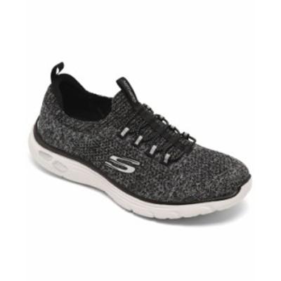スケッチャーズ レディース スニーカー シューズ Women's Relaxed Fit - Empire D'Lux - Sharp Witted Athletic Walking Sneakers from F