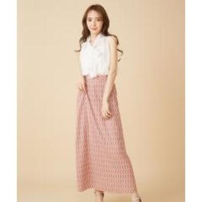 ミーアシンプルAラインスカート