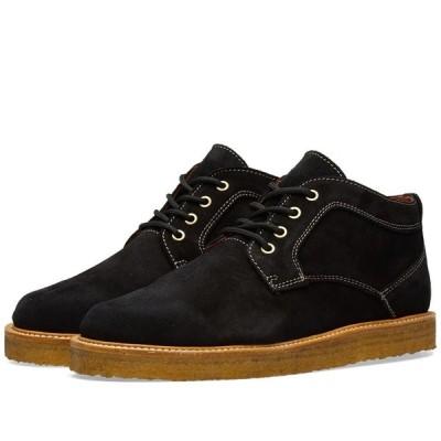 ワイルドバンチ Wild Bunch メンズ ブーツ シューズ・靴 Classic Boot Black Suede