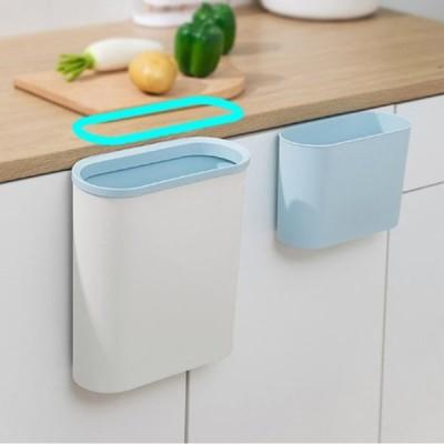 蓋なし壁掛けゴミ箱ゴミ箱アイデアおしゃれ壁掛けダストボックススリムキッチン