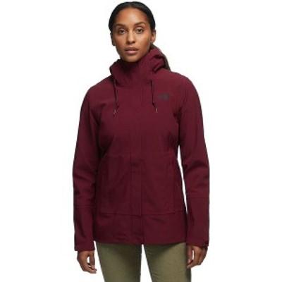 ノースフェイス レディース ジャケット・ブルゾン アウター Apex Flex DryVent Jacket Deep Garnet Red/Deep Garnet Red,M