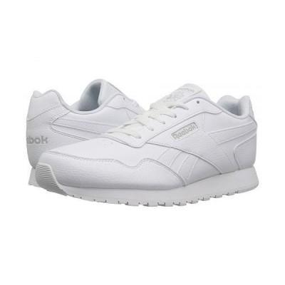 Reebok リーボック レディース 女性用 シューズ 靴 スニーカー 運動靴 Classic Harman Run - White/Steel