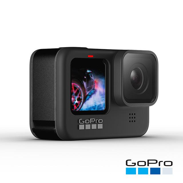GoPro HERO9 Black全方位運動攝影機CHDHX-901-RW(公司貨)