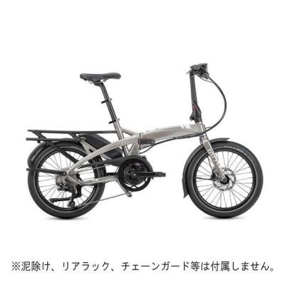 TERN  (ターン) 2020モデル Vektron ヴェクトロン S10 グロスシルバー/マットシルバー 電動アシスト自転車