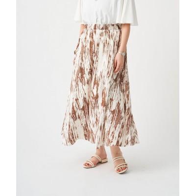 【パルクロ限定】ペイント柄スカート