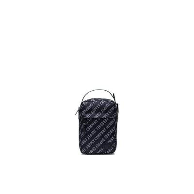 ハーシェル サプライ Chapter Connect メンズ Bag and Travel Accessories Roll Call Black/Sharkskin Small