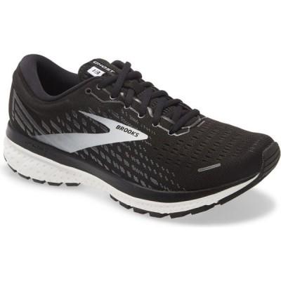 ブルックス BROOKS レディース ランニング・ウォーキング シューズ・靴 Ghost 13 Running Shoe Black/Blackened Pearl/White