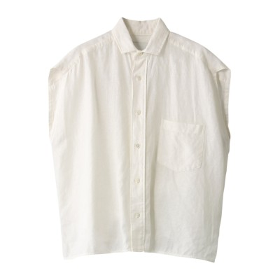 TICCA ティッカ 【予約販売】フレンチスリーブシャツ レディース アイボリー F