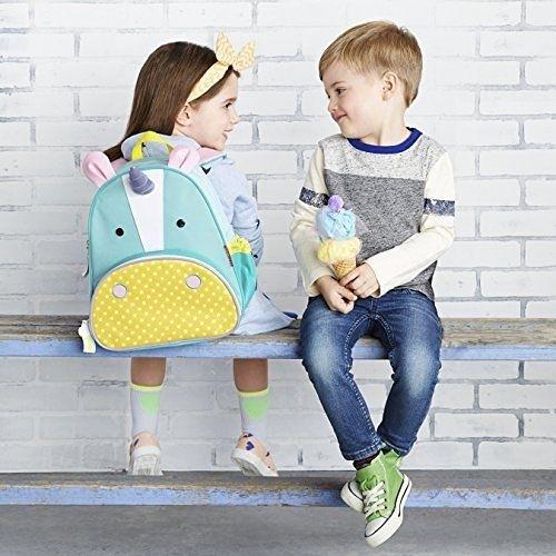 美國SKIP HOP 可愛動物園小童背包_獨角獸