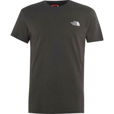 ザ ノースフェイス The North Face メンズ Tシャツ トップス The Simple Dome T Shirt Taupe