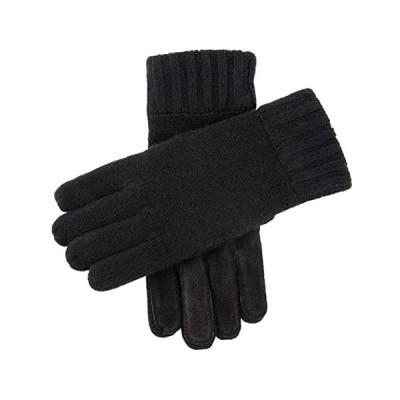 (デンツ)DENTS ラムウール グローブ 5-4523 メンズ ブラック [並行輸入品] (ブラック M)