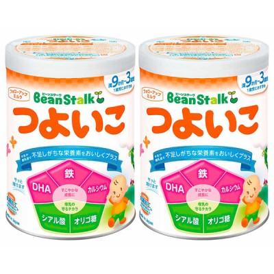 つよいこ 2缶パック 食品 粉ミルク・液体ミルク フォローアップミルク 赤ちゃん本舗(アカチャンホンポ)