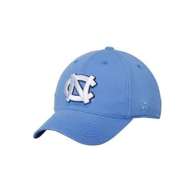 トップオブザワールド? アメリカ USA カレッジ 全米 リーグ NCAA   North Carolina Tar ハイヒール Carolina ブルー Relaxer 1フィット フレックス ハット