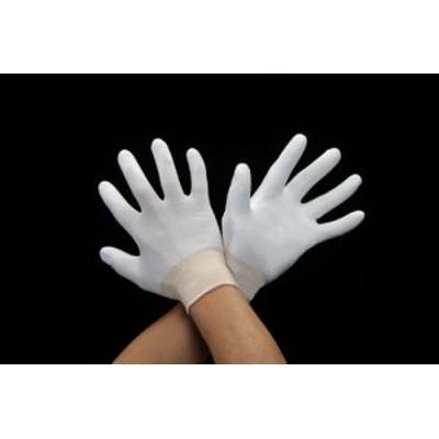 エスコ(ESCO) [M] 手袋(低発塵/ナイロン、ポレエステル/10双) EA354GB-12