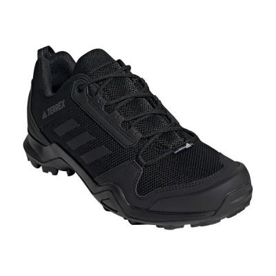 アディダス(adidas) メンズ ハイキングシューズ テレックス TERREX AX3 コアブラック/コアブラック/グレーファイブ BTI73 EF3316 登山 靴 トレッキング