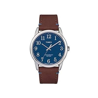 TIMEX タイメックス timex Easy Reader イージーリーダー 腕時計 40周年記念モデル TW2R36000 [] (3.ブルー)【並行輸入品】
