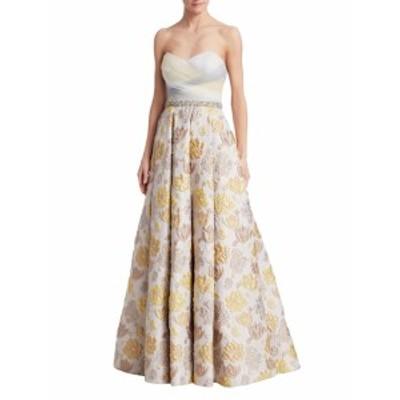 バッジリーミシュカ レディース ワンピース Embroidered Gown