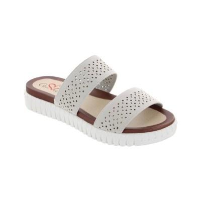 ミア サンダル シューズ レディース Women's Scotia Sandals Off White