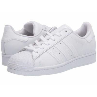 アディダスオリジナルス スニーカー シューズ レディース Superstar W Footwear White/Footwear White/Footwear White