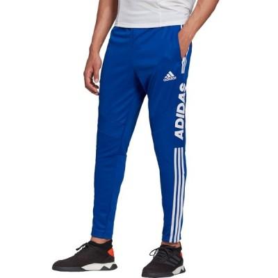 アディダス カジュアルパンツ ボトムス メンズ adidas Men's Tiro 19 Wordmark Training Pants RoyalBlue/White