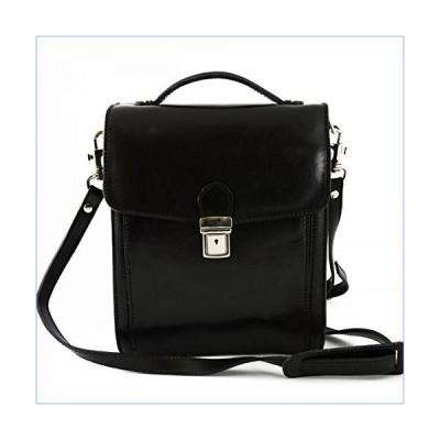 Man Genuine Leather Bag Color Black並行輸入品