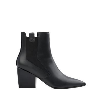 ケンダル + カイリー KENDALL + KYLIE ショートブーツ ブラック 8.5 合成繊維 ショートブーツ