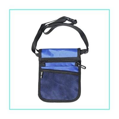 【新品】KOVIPGU Fanny Pack Nursing Belt Organizer for Women Nurse Waist Bag Shoulder Pouch(並行輸入品)