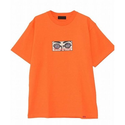 【シルバーバレット】 Tシャツ メンズ RAZZISBrainwashing tee / 3colors メンズ オレンジ 44(M) SILVER BULLET