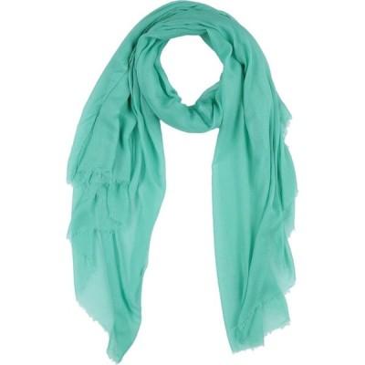 ミッソーニ M MISSONI レディース マフラー・スカーフ・ストール scarves Light green