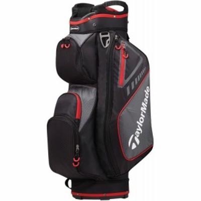 テーラーメイド TaylorMade ユニセックス ゴルフ カートバッグ Select Plus Cart Bag Red/Black