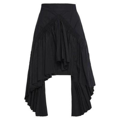 KITX ミニスカート ファッション  レディースファッション  ボトムス  スカート  ロング、マキシ丈スカート ブラック