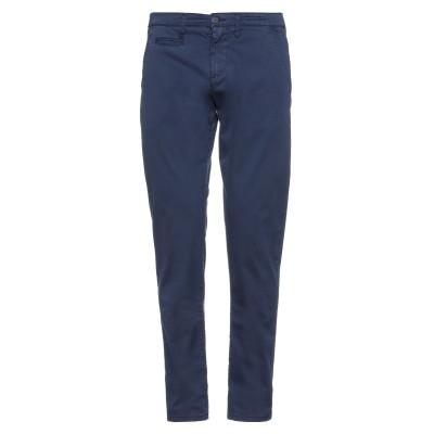 LIU •JO MAN パンツ ブルー 44 コットン 98% / ポリウレタン 2% パンツ