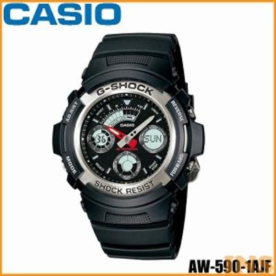 正規品CASIO(カシオ) G-SHOCK AW-590-1AJF 【TC】[HD]【送料無料】【●2】