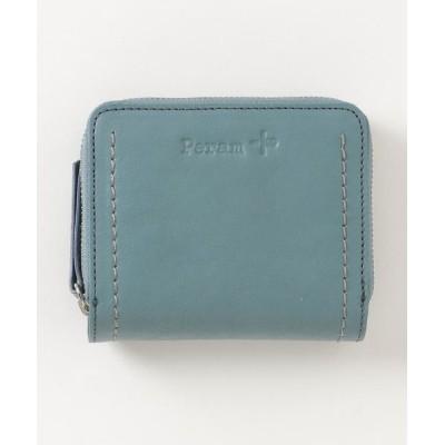 BAG MANIA / Peram(ぺラム)  (9C)ナトゥーラ ラウンドファスナー札入れ WOMEN 財布/小物 > 財布
