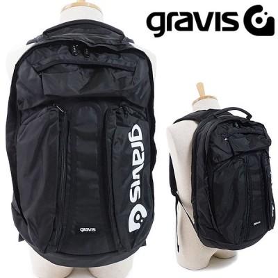 gravis グラビス リュックサック METRO メトロ バックパック デイパック BLACK 09803