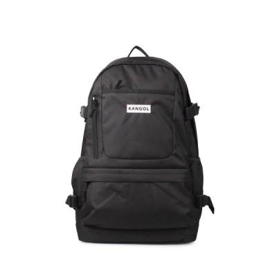 カンゴール KANGOL リュック バッグ バックパック メンズ レディース 24L BURST D BAG ブラック ホワイト レッド パープル 250-1500