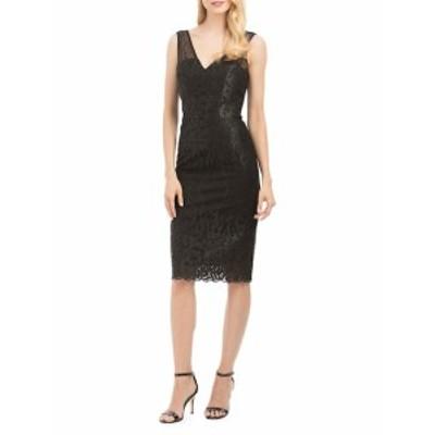 ニコールミラーニューヨーク レディース ワンピース Embroidered Sheath Dress