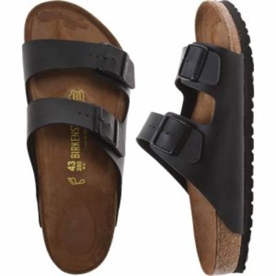 ビルケンシュトック Birkenstock メンズ サンダル シューズ・靴 arizona sandals Black Birko Flor