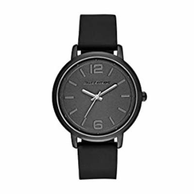 Skechers Women's Ardmore Three-Hand Silicone Quartz Watch, Color: Black (Model: SR6073)