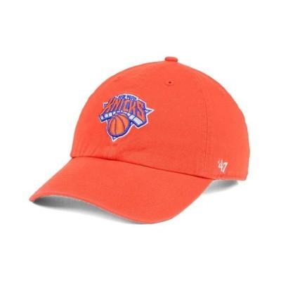 47ブランド メンズ 帽子 アクセサリー New York Knicks Clean Up Cap