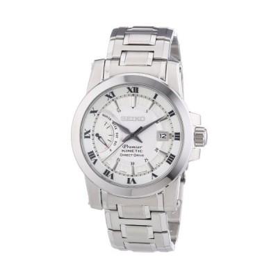 腕時計 セイコー メンズ SRG007P1 Seiko Men's Watch XL Analogue Automatic Stainless Steel SRG007P1