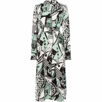 スポーツマックス Sportmax Code レディース ワンピース シャツワンピース ワンピース・ドレス Bessica long sleeve shirt dress Green