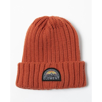 【OUTLET】ELEMENT メンズ COUNTER BEANIE ビーニー【2019年秋冬モデル】