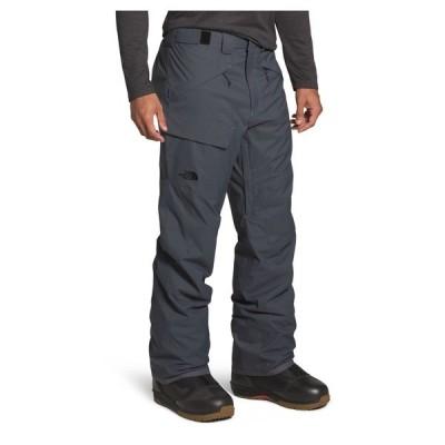 ノースフェイス カジュアルパンツ ボトムス メンズ Men's Freedom Insulated Ski Pants Vanadis Grey