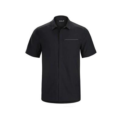 アークテリクス Skyline Short Sleeve Shirt メンズ シャツ トップス Black 2
