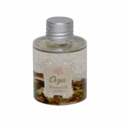 Orga オルガ ボタニカルオイル ローズ 80ml (ヘアオイル・スキンオイル)
