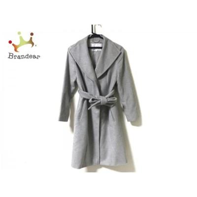 アンタイトル UNTITLED コート サイズ0 XS レディース - ライトグレー 長袖/冬 新着 20200906